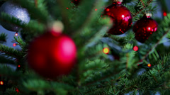 Happy new year 2014! and Merry Christmas! Stock Footage