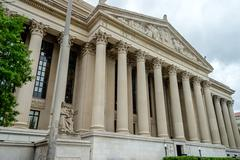 National archives in washington dc Stock Photos