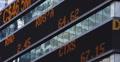 Ultra HD 4K Stock Market Ticker Broker Company Electronic Display Dow Jones 4k or 4k+ Resolution