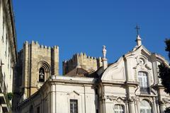 church of saint anthony, lisbon, portugal - stock photo