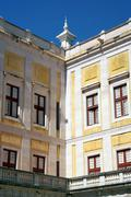 mafra national palace, mafra, portugal - stock photo
