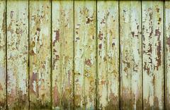 Aquamarine wooden background Stock Photos