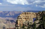 Stock Photo of North Rim of the Grand Canyon