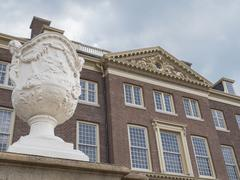 Royal palace het loo in the netherlands Stock Photos