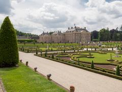 Stock Photo of royal palace het loo in the netherlands