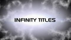Infinity Titles Stock After Effects