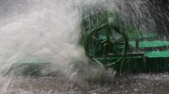 Water Turbine2 - stock footage