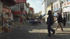Edirne Turkey Stock Footage