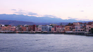 Stock Video Footage of Chania quay