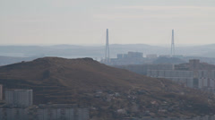 Vladivostok Stock Footage