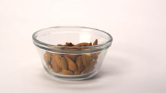 Cup of Nuts 2 - stock footage