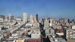 San Francisco City Stock Footage