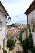 castelo de vide, alentejo, portugal - stock photo