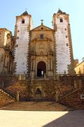 San francisco javier church in caceres, spain Stock Photos