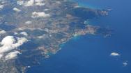 Majorca Port de Pollenca and Formentor HD Stock Footage