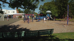 Shelter Island Youth Center (1 of 4) Stock Footage