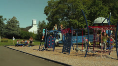 Shelter Island Youth Center (3 of 4) Stock Footage