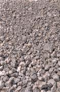 A mound of rubble Stock Photos
