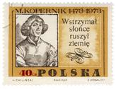 Stock Photo of portrait of polish astronomer nicolaus copernicus