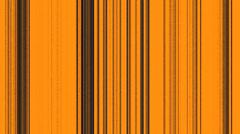 Vertical Black Lines on Orange Stock Footage