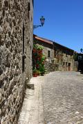 Medieval village of monsanto, portugal Stock Photos