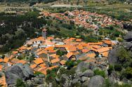 Stock Photo of medieval village of monsanto, portugal