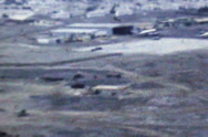 Stock Video Footage of Aden British RAF Army airfield SD D002