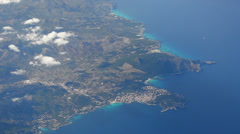 Majorca Cap Formentor aerial HD Stock Footage