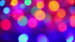 Intro lights background Stock Footage