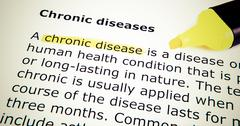 Chronic diseases Stock Photos