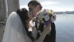 Wedding day Stock Footage
