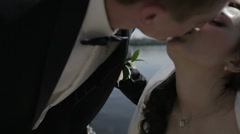 Wedding day Stock Footage