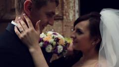 Wedding day HD Stock Footage