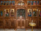Stock Photo of orthodox church interior