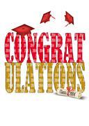 Class of 2014 Congratulations - stock illustration