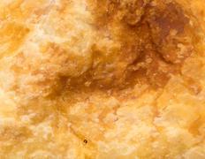 background of fresh roasted patty. macro - stock photo