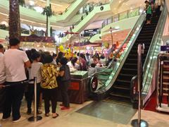 bangkok thailand : november 3, 2013 thai food festival at the  the mall bang  - stock photo