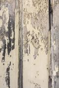 old painted wood grunge background overlay - stock photo