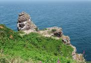 Stock Photo of cap frehel