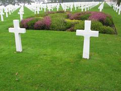 Gravestone in cemetery Stock Photos