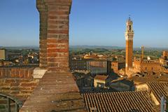 siena - stock photo
