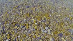 pebbles - stock footage