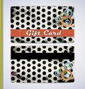 Stock Illustration of Steel Gift Card