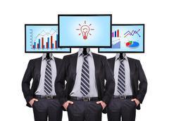 Stock Illustration of idea concept