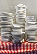 Dishware Stock Photos