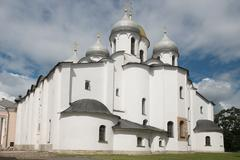 Stock Photo of sant sophia cathedral in novgorod, russia