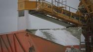 Stock Video Footage of Salt convoyeur.