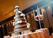 Stock Photo of Wedding cake