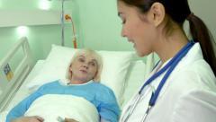 Blood pressure Stock Footage