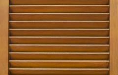 Wooden log - stock photo